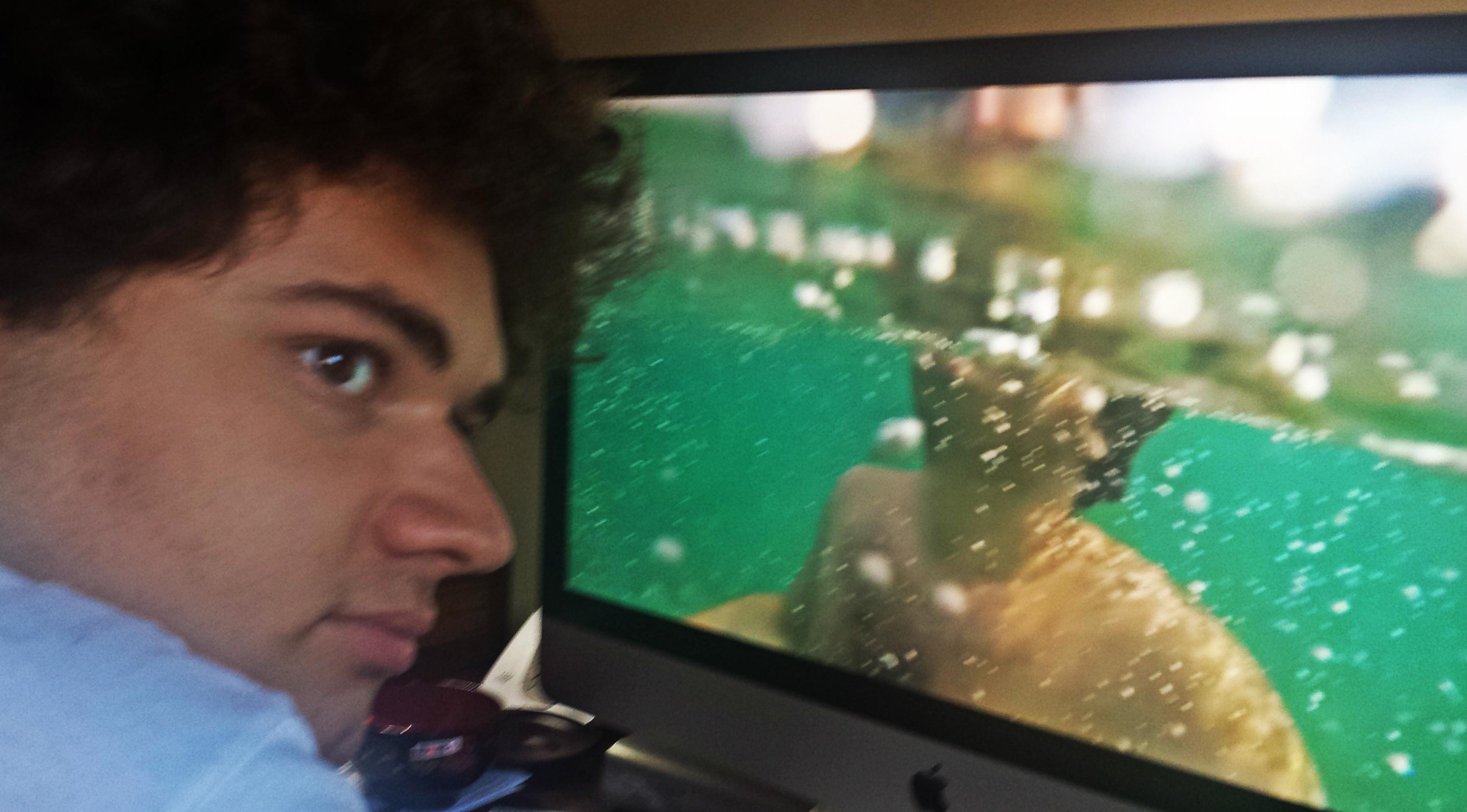 Gli autistici di notte sognano d' essere pesci