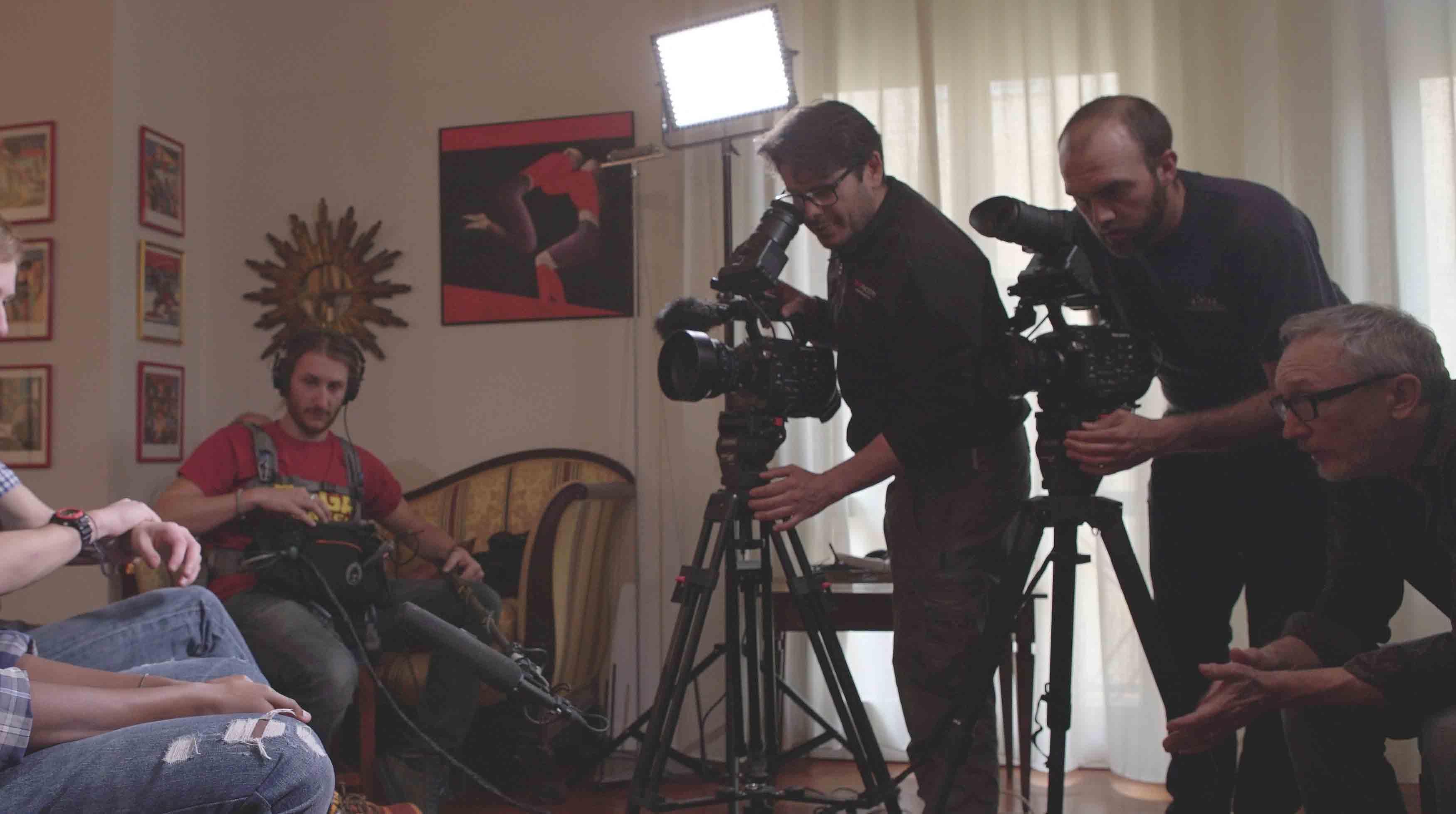 Ci servono idee per continuare a produrre #Tommyeglialtrifilm