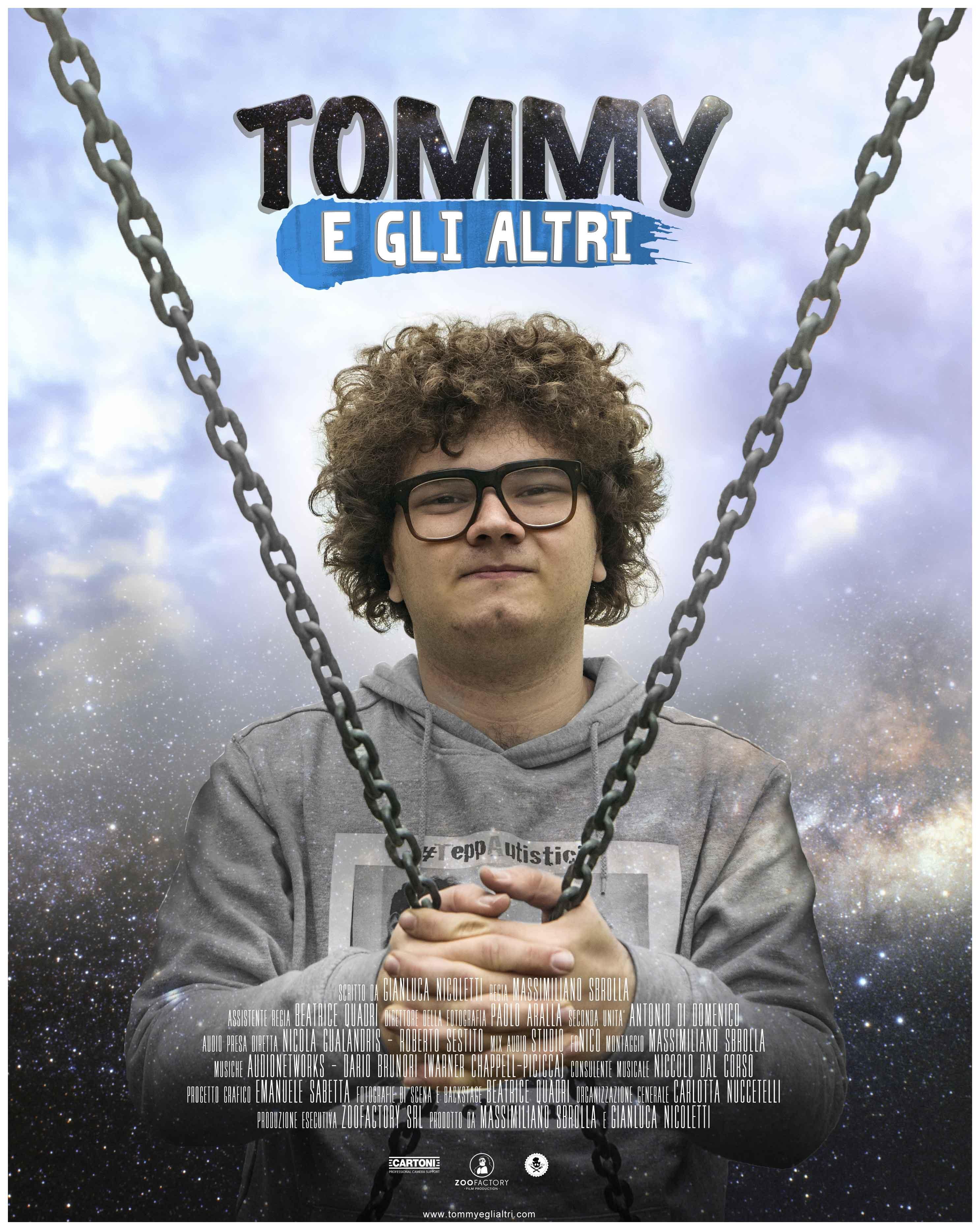 Tommy e gli altri...Ecco in esclusiva la locandina!
