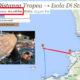 La sfida del padre di un autistico: nuoterà per 60 km da Stromboli a Tropea