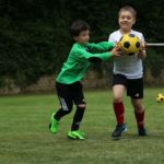 Soccer Camp S. Martino al Cimino (vt) Per Progetto Aita Onlus Fondazione Milan
