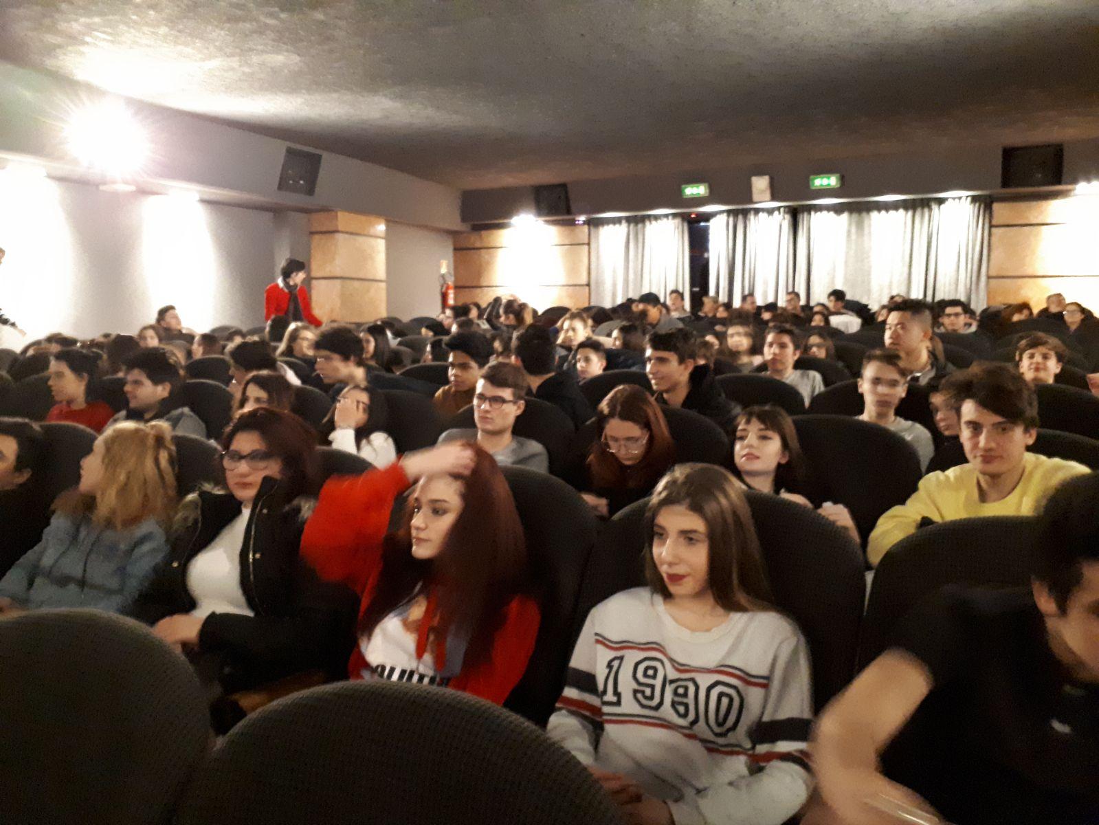Con 300 studenti a Milano chiude il tour del…