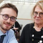 Il sibling e la scienziata: Filippo intervista Hanna Alonim su…