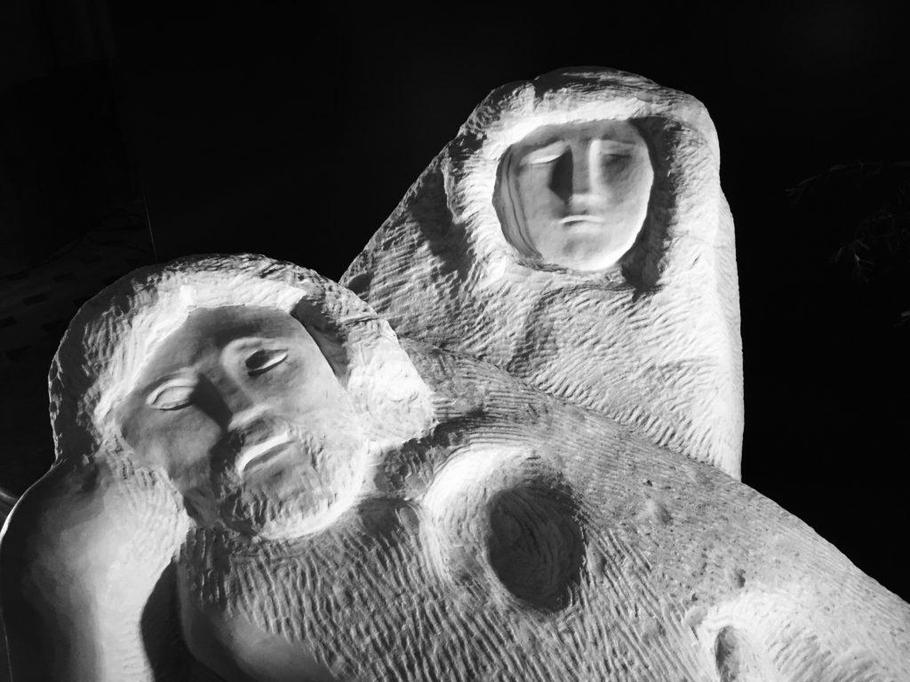La Pietà di Venturino Venturi