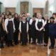 I 10 Tortellanti che incontrarono il Presidente Mattarella