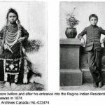 Il genocidio dei bambini nativi nel Canada dell'ovest